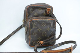 LOUIS VUITTON Monogram Amazon Shoulder Bag Old Model M45238 LV Auth ar1204 - $220.00