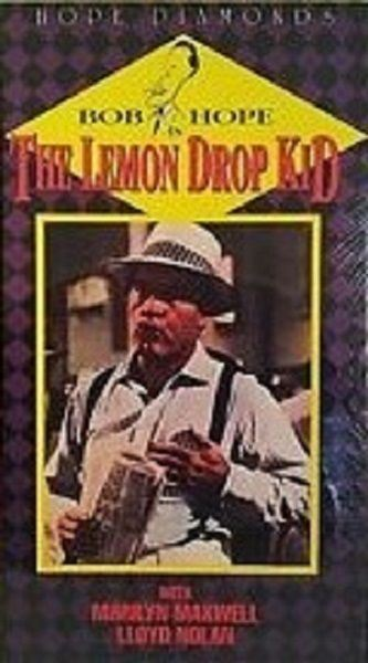 Primary image for NEW VHS The Lemon Drop Kid: Bob Hope Marilyn Maxwell J Darwell William Frawley