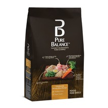 Pure Balance Dog Food, Chicken & Brown Rice Recipe, 5 lb - $25.66