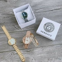 Womens Luxury Watches Dress Fashion Leather Quartz Watch Relógio Ladies montre - $219.95