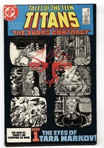 Tales Of The Teen Titans #42 Deathstroke 1984- Judas Contract VF - $22.70