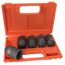 "Cal Hawk Tools BSSAN5P 5 Piece 1/2"" Drive Deep Impact Socket Set - $58.82 CAD"