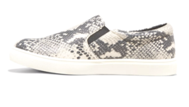 A New Day Women's Gray Faux Snakeskin Reese Memory Foam Insole Sneakers image 2