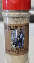 Outlaw Eddy's, All in one seasoning, No soy, No... - $15.24