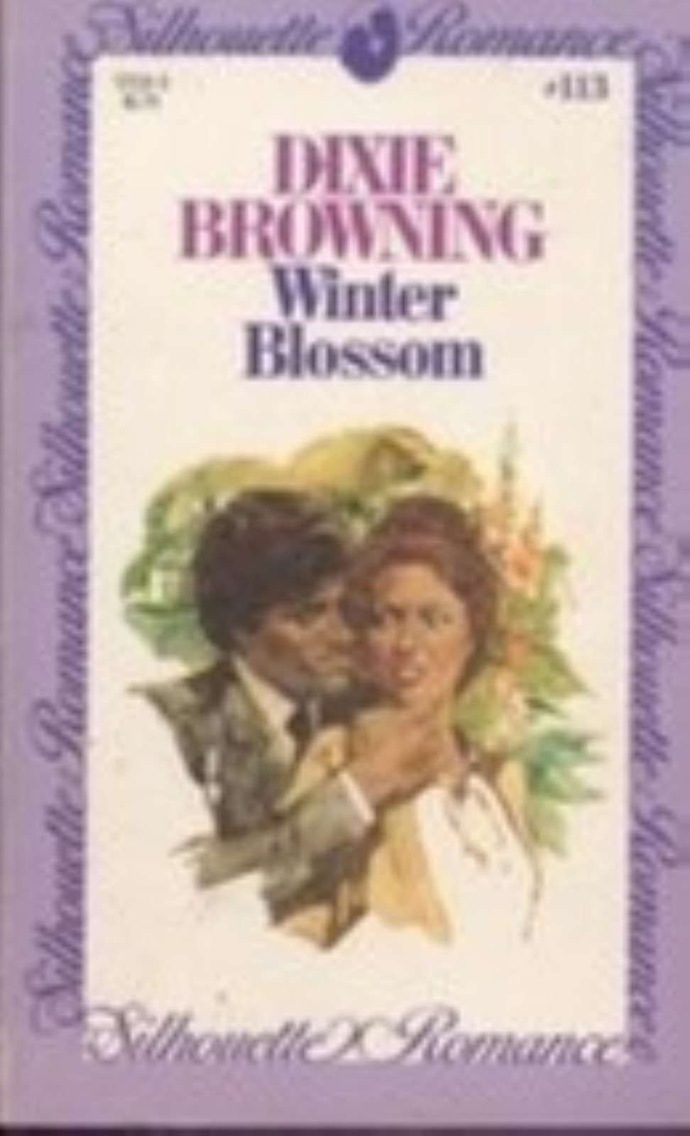 Winter Blossom by Dixie Browning