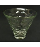 Designer Glass Dish 5in x 5in x 5in BF647 * Glass - $11.42