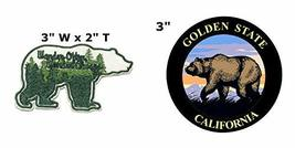 Wander Often Wander Always and Golden State National Park Series 2-Pack Embroide - $7.80