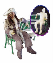 Lifesize Posable MANNEQUIN DISPLAY DUMMY 6 FT Full Size With Hands Hallo... - £27.52 GBP