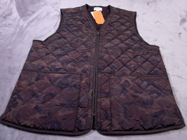 FIELD & STREAM Mens Reversible VEST Size Extra Large XL NWT  - $47.37