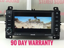 """CH880A"" 2011-2013 Jeep Grand Cherokee Sirius Radio Cd Dvd MP3 Player Rbz - $350.25"