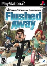 Flushed Away - PlayStation 2 [PlayStation2] - $0.09