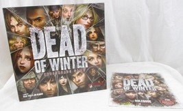 Dead Of Winter A Crossroads Board Game Plaid Hat Games TableTop 100% Com... - $39.59