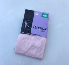 danskin PINK BALLET TIGHTS 7/8 NIP - $16.72
