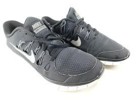 Nike Free 5.0+ Size US 9.5 M (D) EU 41 Women's Running Shoes Black 580591-002 image 2
