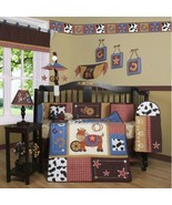Boutique Horse Cowboy 13 Piece Crib Bedding Set - $129.99
