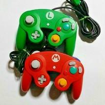 Japón Muy Raro Game Cube Club Nintendo Gc Limitado Mario Luigi Mando F / S - $262.71