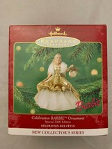 Hallmark Keepsake Ornament Celebration Barbie Special 2000 Edition Holid... - $10.75