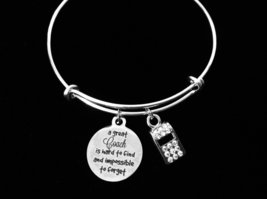 A Great Coach Is Hard to Find and Impossible to Forget Crystal Coach Whistle Adj - $27.99