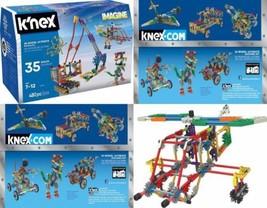 KNEX 35 MODEL ULTIMATE BUILDING SET  - $43.51