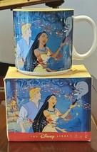 NEW vintage Disney Pocahontas Collectible Coffee Mug Cup  - $27.72