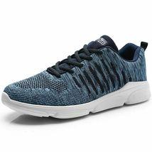 Men Running Shoes Breathable Outdoor Non-Slip Comfortable Mesh Athletic Sneakers image 14