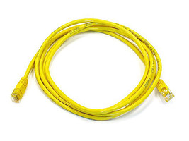 (Lot of 50) Monoprice 3 ft Cat5e 24AWG UTP Ethernet Network Patch Cable ... - $48.99
