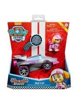NEW ITEM paw patrol race & go deluxe vehicle with Skye ages 3+ - $19.79