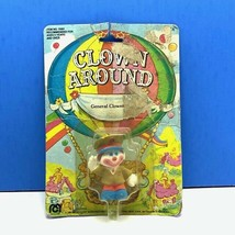 Mego Clown Around 1981 toy action figure moc sealed General Clownton mil... - $19.06