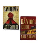 Book Bundle: Dan Brown The Da Vinci Code The Lost Symbol - $12.97