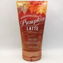 1 Bath & Body Works Marshmallow Pumpkin Latte Sugar & Shea Body Scrub 8 ... - £14.39 GBP