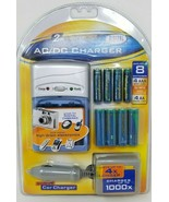 Digital Concepts 12V, 500mA AC/DC Charger Power Supply HA41U-838/CH-3988... - $11.87
