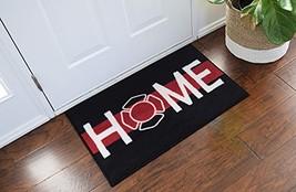 Firefighter Support Welcome Home Door Mat - 2x3 - $47.10