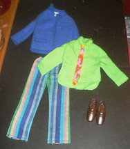 VINTAGE KEN OUTFIT: SEARS CASUAL ALL STAR - - $213.75