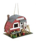 Smart Living Company 10012503 Vintage Trailer Birdhouse - $22.52