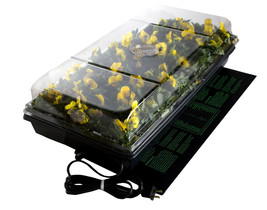"""Jump Start Germination Station w/Heat Mat, Tray, 72-Cell Pack, 2"""" Dome C... - $39.55"""