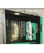1989 Toyota MR2 MR 2 Service Repair Workshop Shop Manual OEM - $158.35