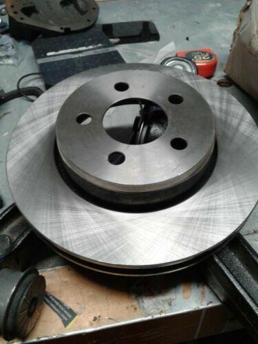 Disc Brake Rotor-Brake Discs Front  53042 (jew)
