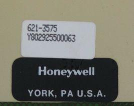 HONEYWELL 621-3575 INPUT MODULE 24VDC, 6213575 image 8