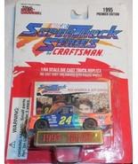 Racing Champions 1995 Hendrick & Gordon Truck Team #24 Mint On Card 1/64... - $3.00