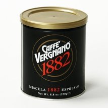 Caffe Vergnano 1882 Premium Blend Ground Espresso (8.8 ounce) - $8.99