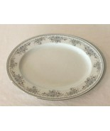 "Johann Haviland Royal Lace Pattern 13"" Oval Serving Platter Dish Bavaria... - $19.99"