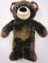 Build A Bear BAB Bear Dark Brown Plush 15 Inch - $19.78
