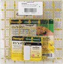 """Omnigrid Mini Square Set 3/Pkg-2.5"""", 4.5"""", 6.5"""" - $20.20"""