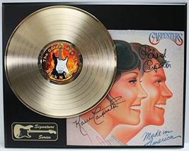 Carpenters LP Record Reproduction Signature Series  Display - $145.95