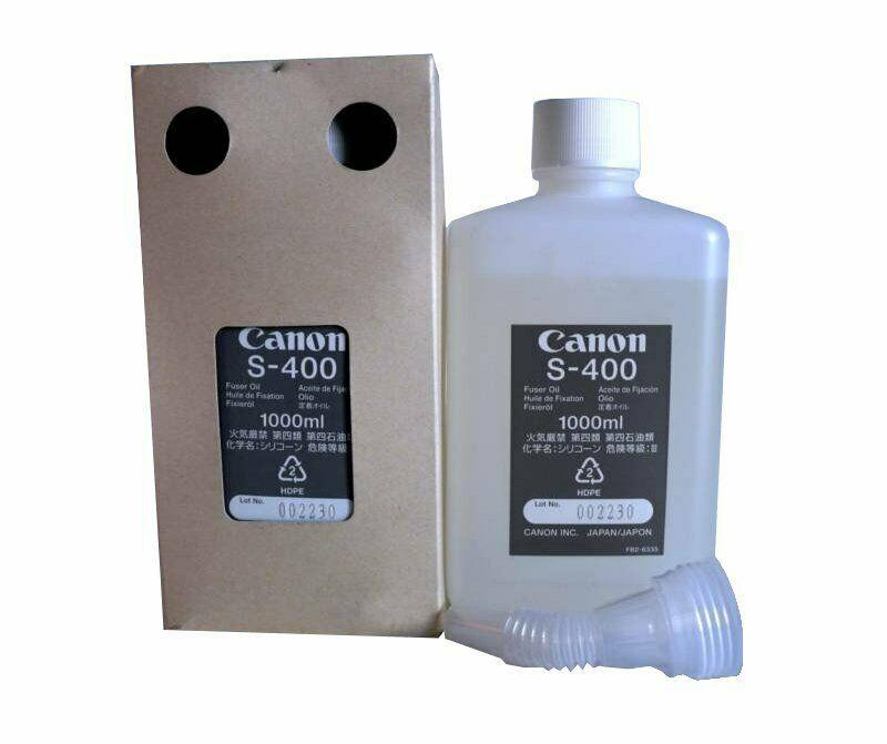 Canon S400 Copier Fuser Oil 1000ml - $24.75