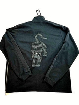 new PUMA XO men jacket 576914 track top black XL MSRP $175 - $59.99