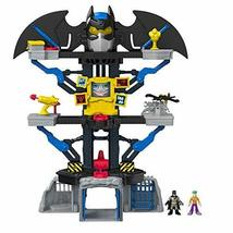 Fisher-Price Imaginext DC Super Friends, Transforming Batcave - $94.98