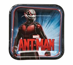 American Greetings Ant-Man Paper Dinner Plates, 8 Count - $5.20
