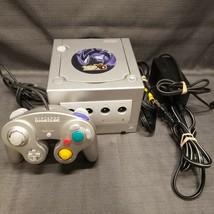 Nintendo GameCube Limited Edition Platinum Pokemon XD Gale Of DarknesConsole - $198.00