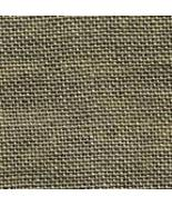 FABRIC CUT 32ct tin roof linen 18x18 for Early American Series cross sti... - $25.00